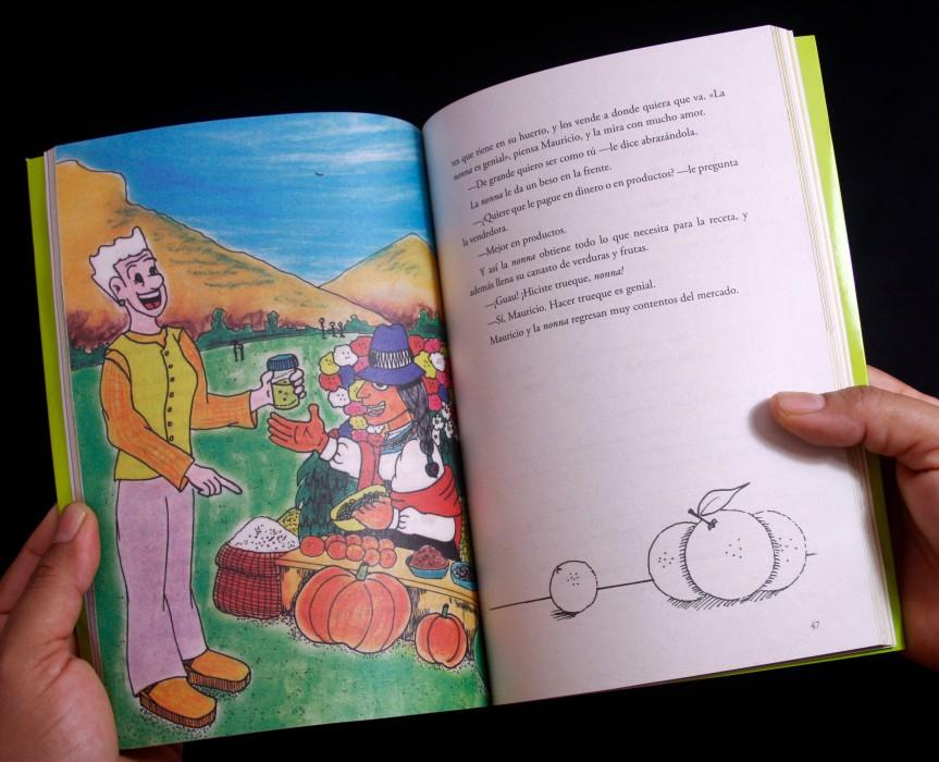 """Introducción al libro """"Las recetas de lasabuelas"""""""